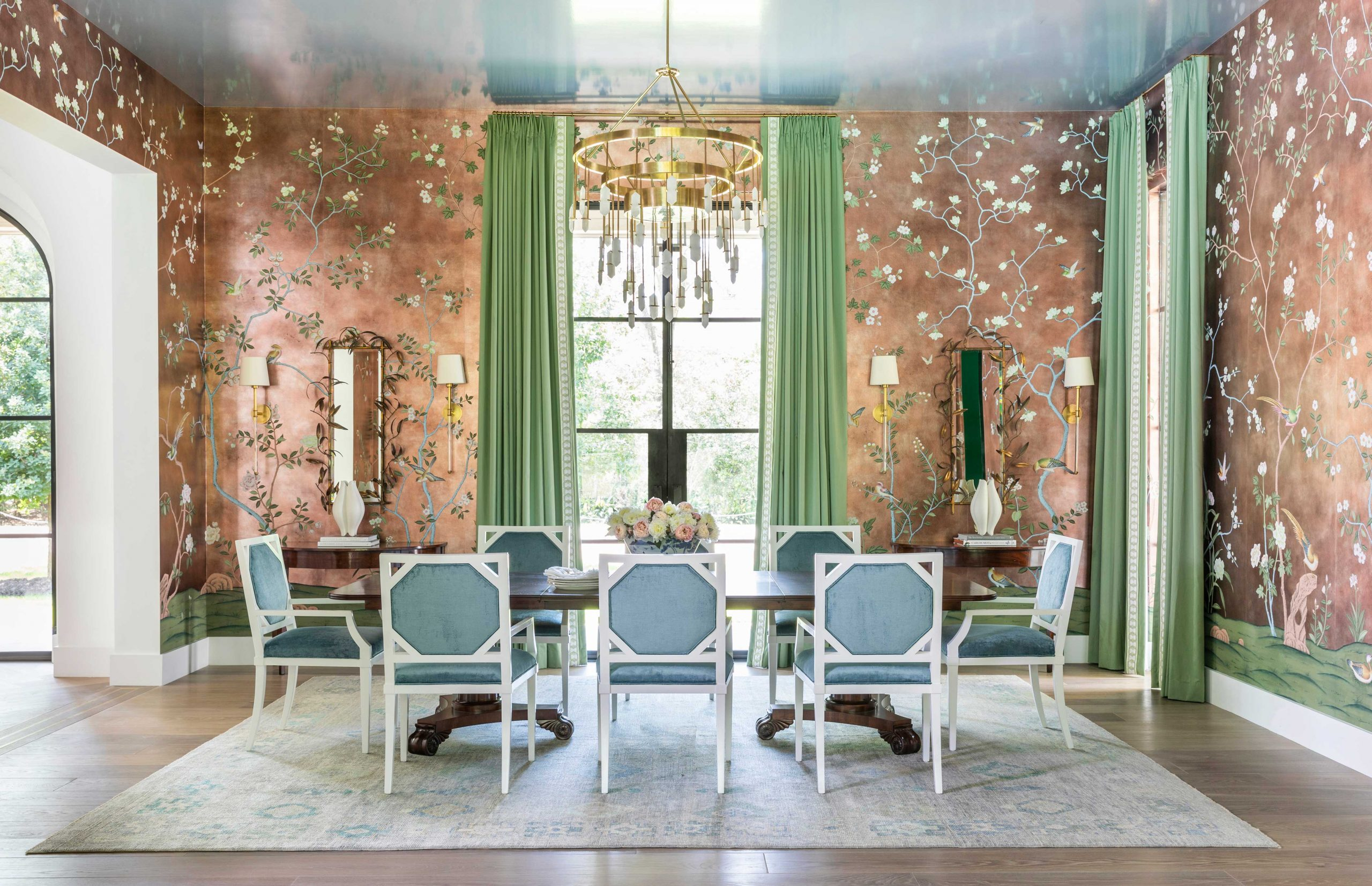 Dining-Room-Wallpaper-Luxury-Creative-Tonic