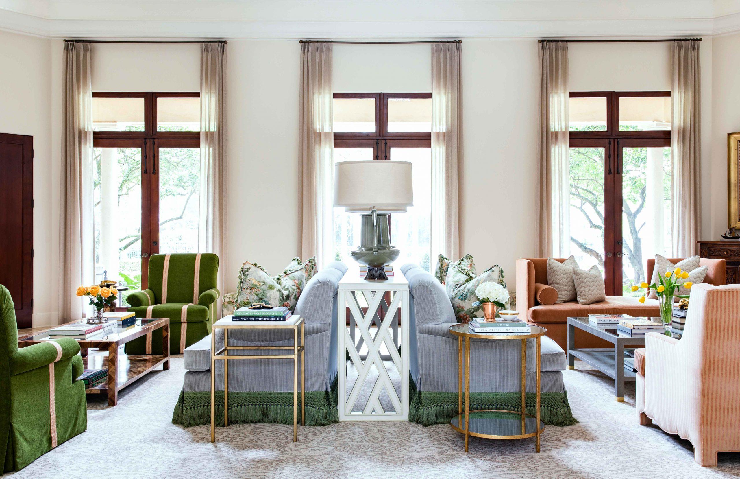 Living Room Design - Creative Tonic
