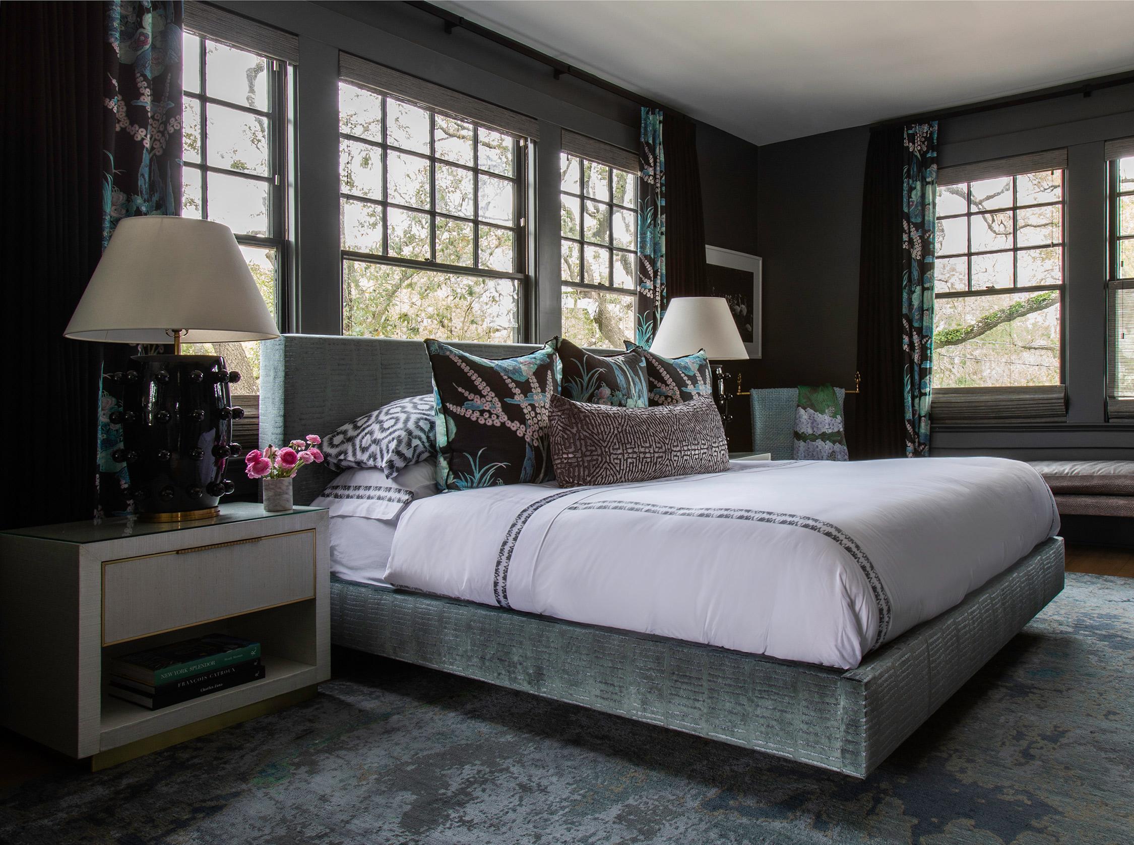Cozy Luxury Bedroom Creative Tonic Design