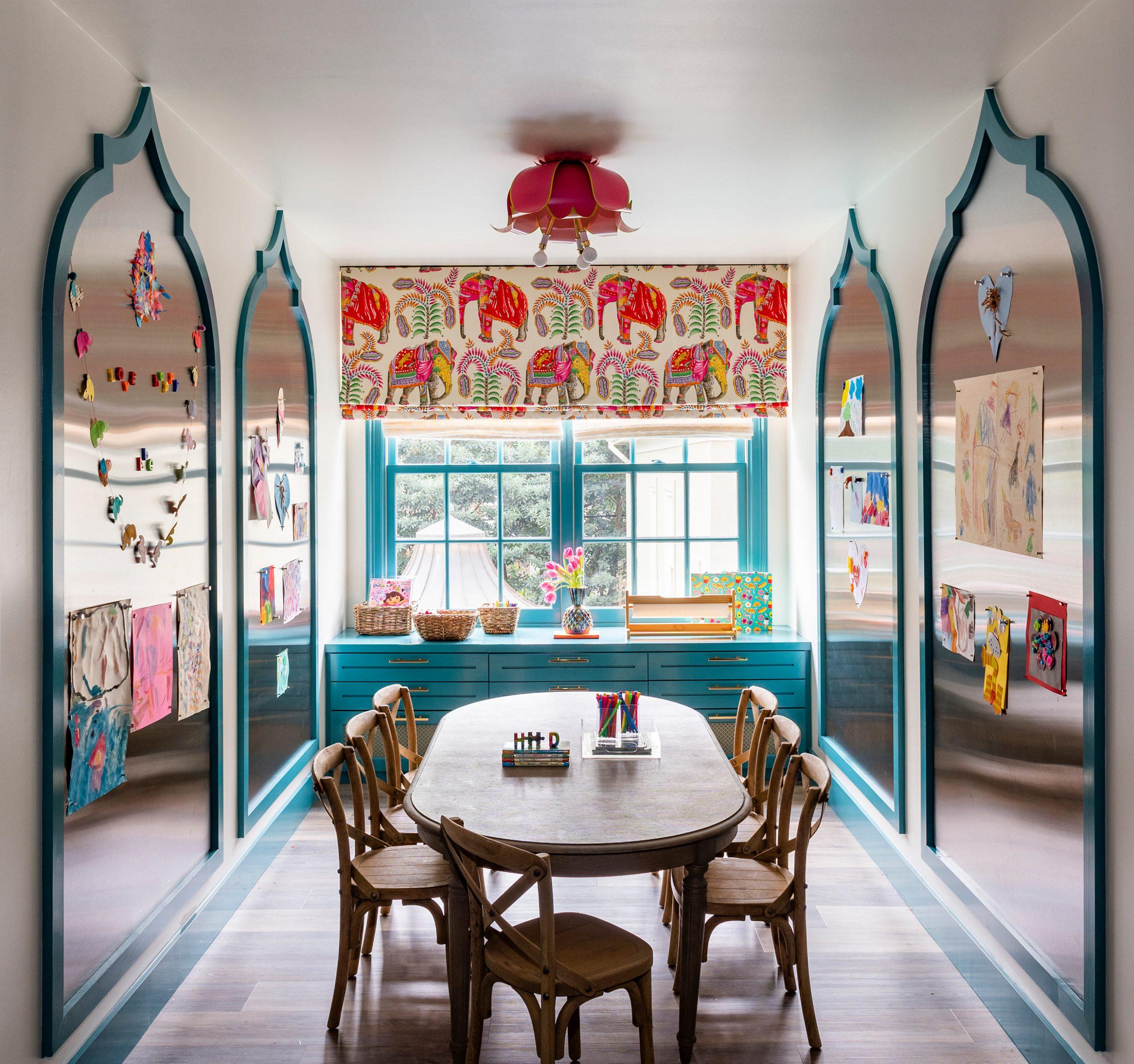 Colorful Kids Playroom Creative Tonic