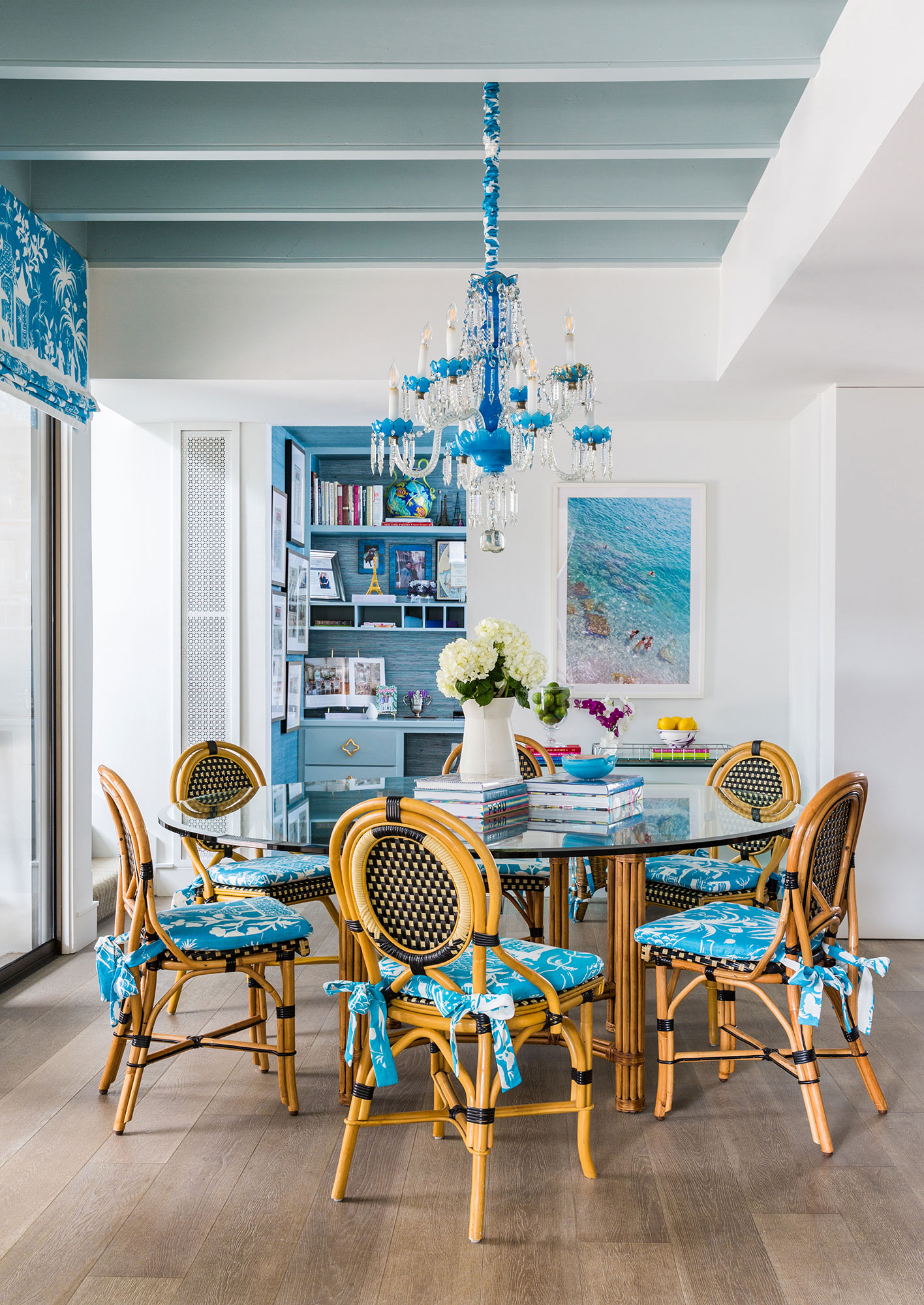 Blue-Dining-Room-Creative-Tonic