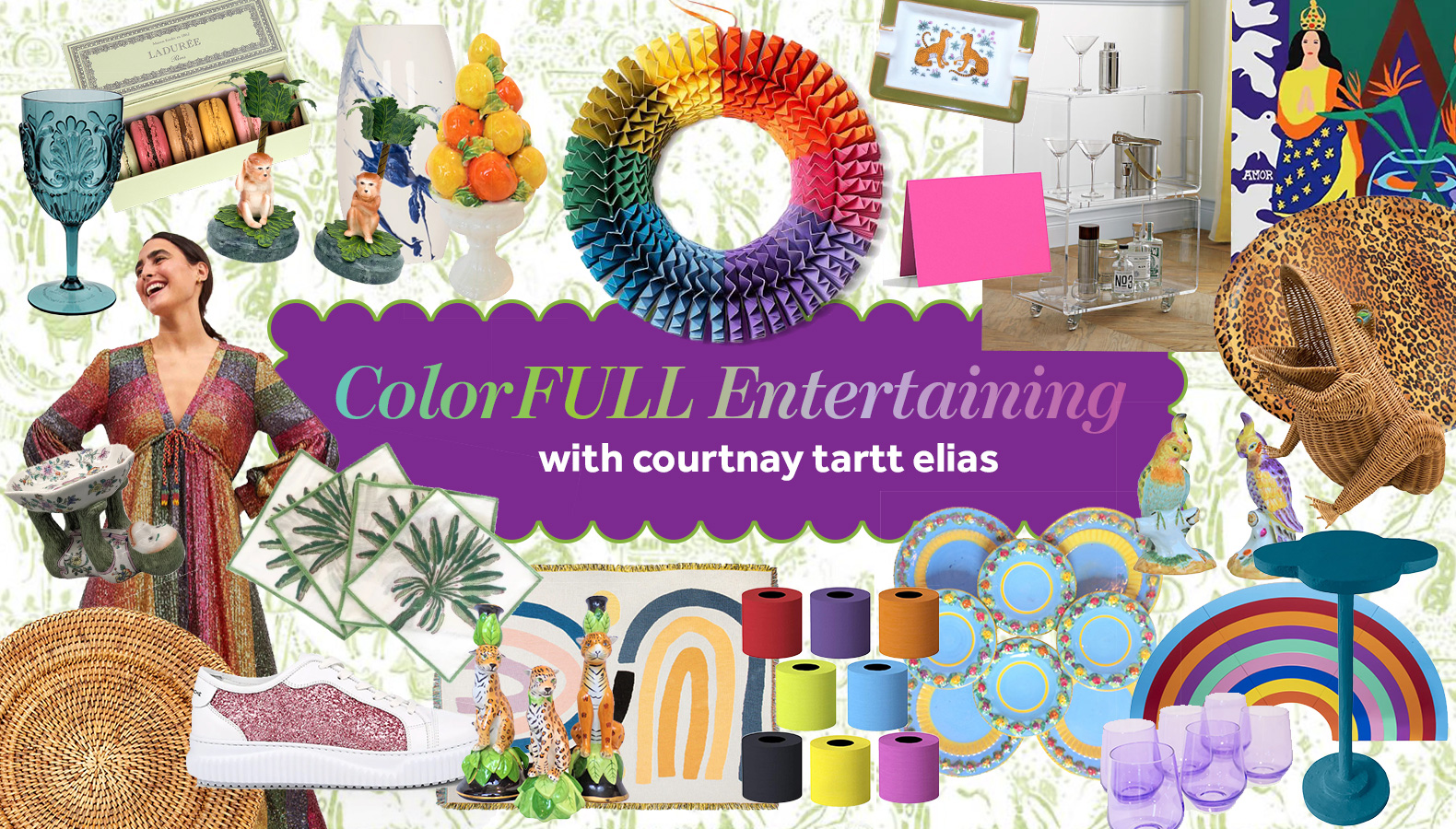 ColorFULL Hostess Essentials