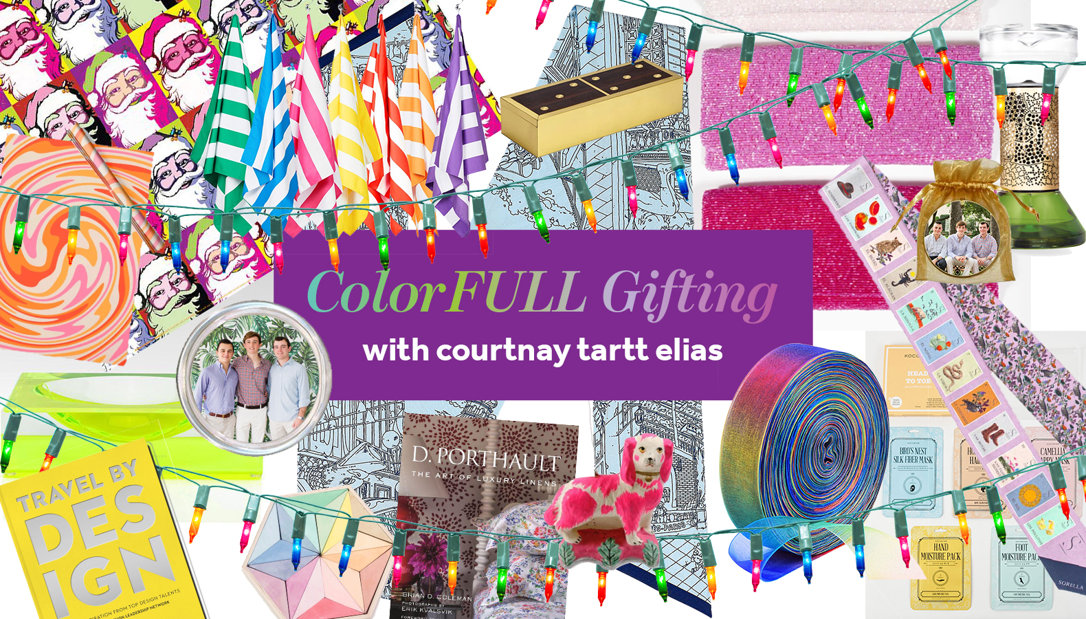 ColorFULL Gift Guide