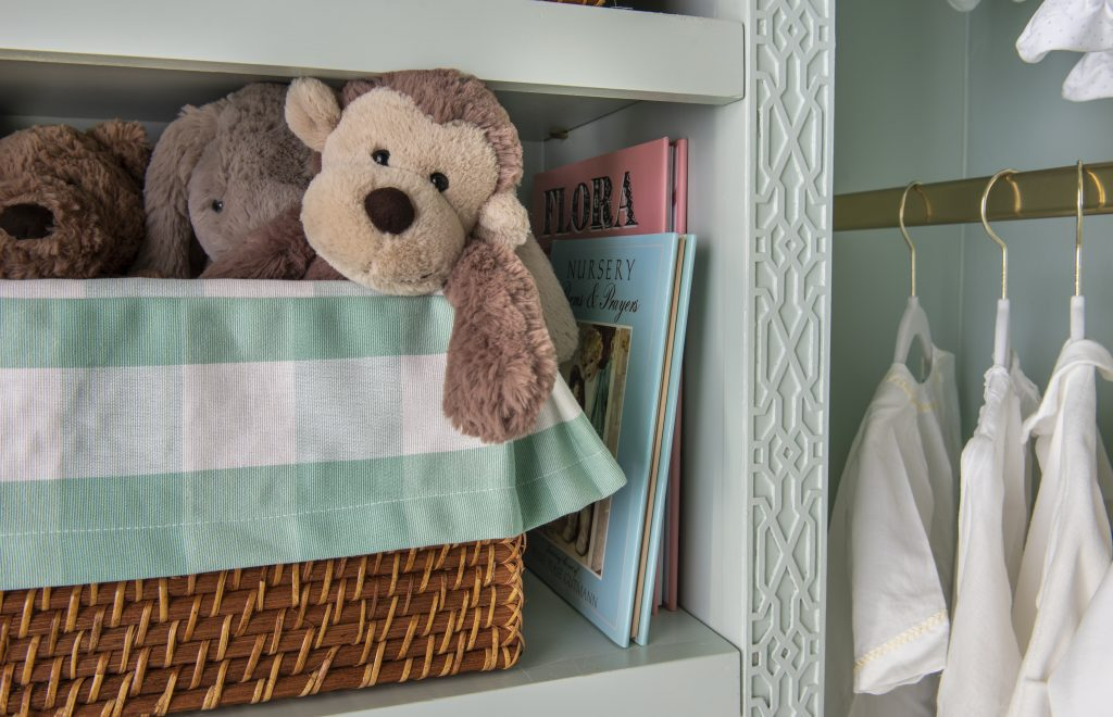 nursery storage baskets
