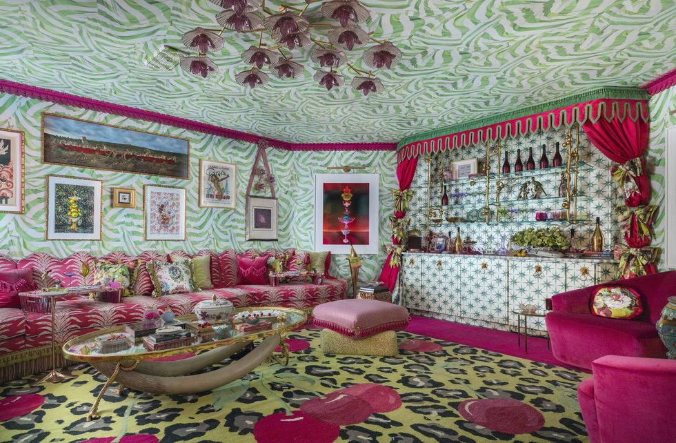 Shop My Kips Bay Moulin Rouge Media Lounge